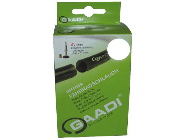 Gaadi inner tube 26 Zoll 37/50-559 black